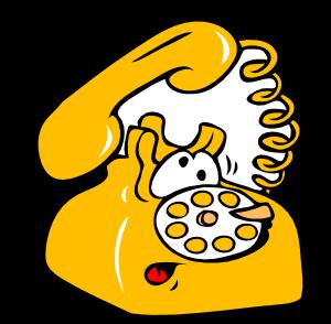 telefon-ringande