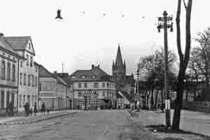 Gollnow, Stettiner Strasse