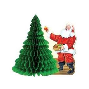 bordsdekoration-julgran-och-tomte
